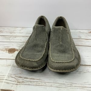 2d6dfd3d Patagonia Slip On Moccasin Loafers Mens Size 10.5